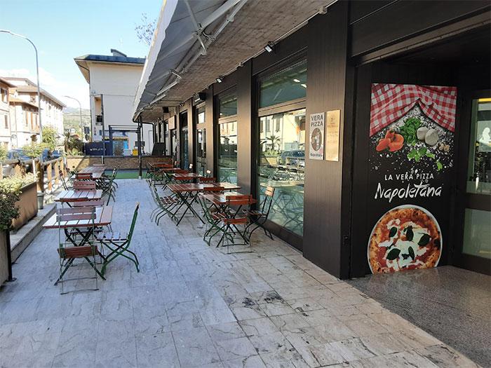 La pizzeria napoletana ad Ascoli Piceno